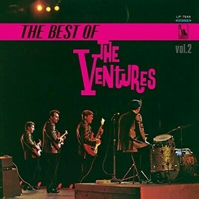 The Ventures - Best of Vol. 2: Limited [New CD] Japanese Mini-Lp Sleeve, Shm CD,