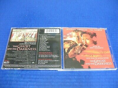The Ghost And The Darkness Original Soundtrack CD (Rare) Excellent Condition