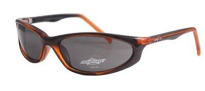 Anarchy Sunglasses Nexis Brown Translucent Smoke Lens