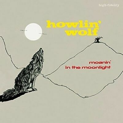 Howlin wolf	Moanin in the moonlight (180 gram) (New Vinyl)