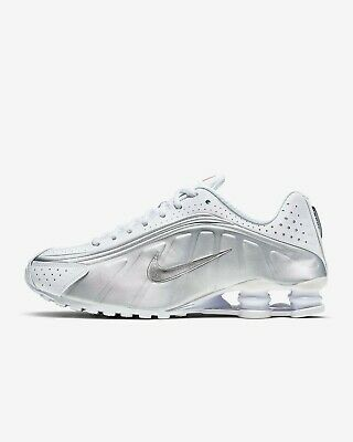 online retailer 9ca0d 1dae2 Homme Neuf Authentique Nike Shox R4 Pointure Chaussures 8.5-13