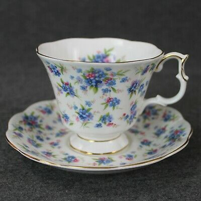 Royal Albert Nell Gwynne Series Cup and Saucer Covent Garden Bone China England