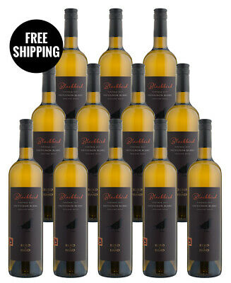 Bird In Hand Blackbird Sauvignon Blanc 2017 (12 Bottles)