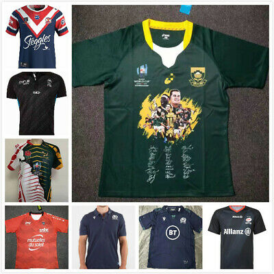 NEW 2019-20 Toulon Rugby Jersey short sleeves Man T shirt S-3XL