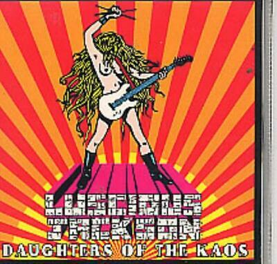 Luscious Jackson Daughters Of The Kaos In... 2 CD  (Double CD) USA promo