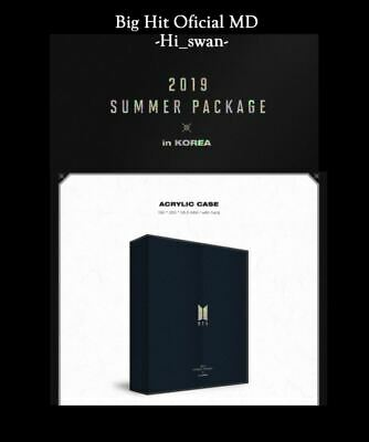 [BTS] - BTS 2019 SUMMER PACKAGE in KOREA Case+Book+DVD+Etc+Box Packing+Tracking