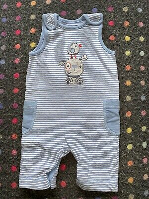 baby boy summer dungarees All In One New Born Boots Mini Club