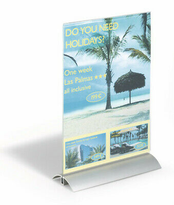 Durable Presenter A4 for Menus or Information Display 8589-19