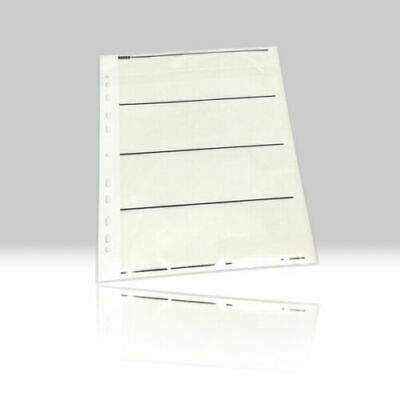10 x Kenro Negative Filing Sheets for 120 Film Storage Pages KNF07 (UK Stock)