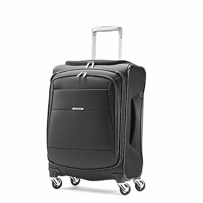 "Samsonite Eco-Nu 19"" Expandable Spinner Under-Seat Carry On Luggage"