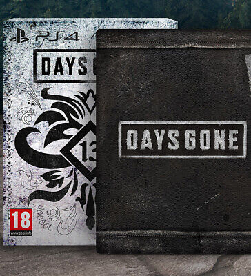 Videogioco PS4 Days Gone Special Edition Nuovo Originale per Sony PlayStation 4