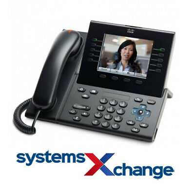 Cisco CP-9951 IP Phone Grade A *1 Year Warranty* Inc VAT & FREE FAST DELIVERY