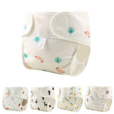 Toddlers Cloth Diaper Baby Waterproof Breathable Reusable Washable for Newborn