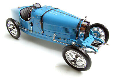 1924 Bugatti Type 35 T35 Blue 1/18 Diecast Model Car By Cmc 063