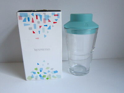 Nespresso View Mini Kit Iced Coffee Shaker Silicone Lid