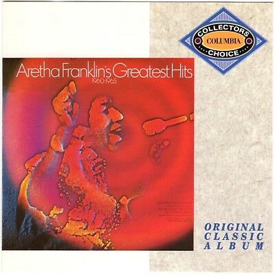 Aretha Franklin - Greatest Hits 1960-1965 (Mocking Bird). early Recordings CD