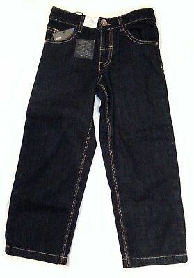 Boys Dark Blue Jeans 6 Years (Marks & Spencer)