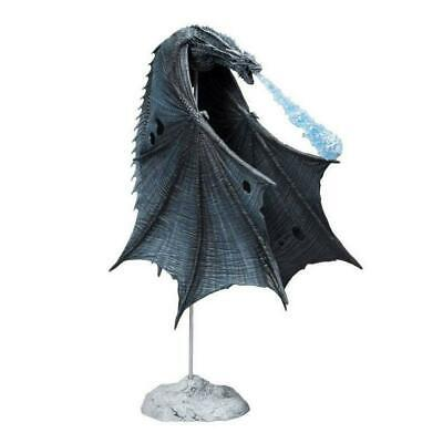 Game of Thrones - Viserion Ice Dragon Deluxe Box Set - McFarlane Free Shipping!
