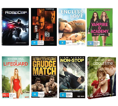 Clearance DVD Titles! Great Range