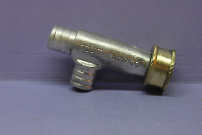 Vintage Antique1927 W. H. Scott Receptacle Filling And Draining Device  - RARE