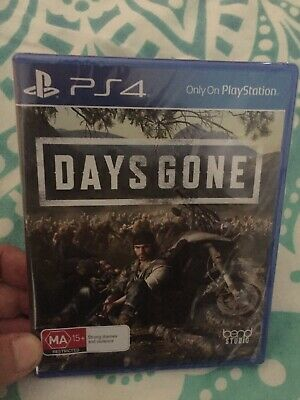 Days Gone PS4 Brand New Sealed