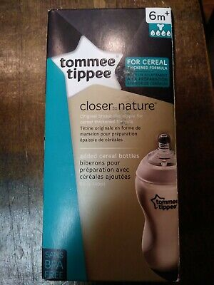 Tommee tippee 422540 closer to nature ml//9fl 260 oz biberons 4-pack