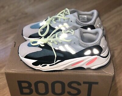 b73481856 Adidas Yeezy Boost 700 Wave Runner Kanye West Mens 8.5 Waverunner B75571 -  NEW
