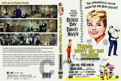 Please Don't Eat The Daisies (1960) - Charles Walters, Doris Day  DVD NEW