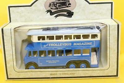 Details about  /L166 Lledo Trolleybus Express and Star