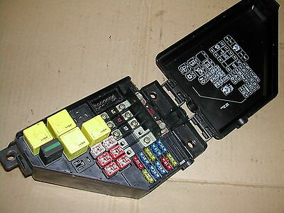 Rover 45 MG ZS 1999-03  Under bonnet fuse box YQE103210