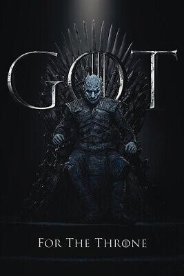Game of Thrones (The Night King For The  Maxi Poster 61cm x 91.5cm PP34493 - 333