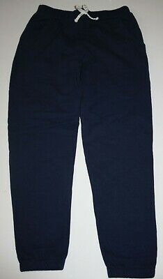 New Gymboree Girls Jogger Style Pants 14 year Lounge Wear Navy Blue  French Terr