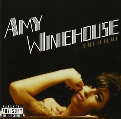 Back To Black Amy Winehouse Audio CD NEW