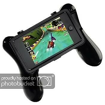 Hama Gamepad Andromeda für iPod Touch 2G Controller