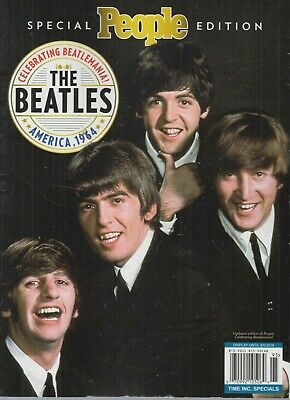 People Special Edition The Beatles 2019 Celebrating Beatlemania! America, 1964