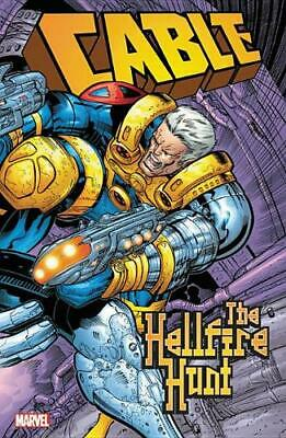 Cable: The Hellfire Hunt, Ladronn, Jose,Robinson, James, Excellent