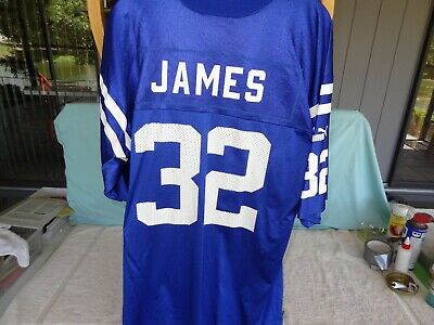 promo code 46c35 f02ee EDGERRIN JAMES NFL Indianapolis Colts Adult Reebok Jersey ...