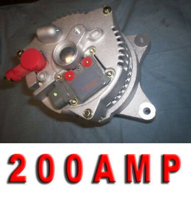 NEW Ford Excursion  HD Alternator 200 HIGH AMP 2000 2001 5.4L 6.8L