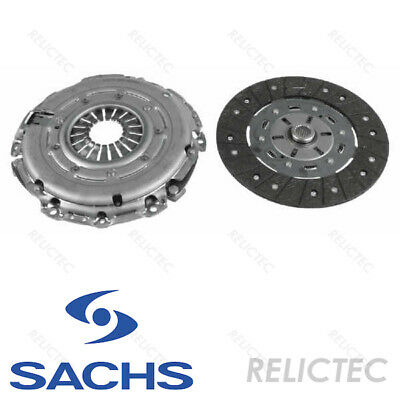 240mm 624302309 LuK 022141015B Quality New Clutch Kit 2 piece Cover+Plate