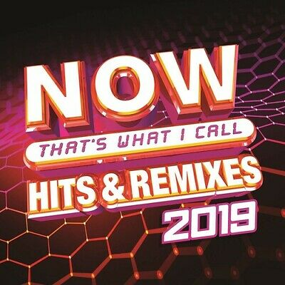 Various Artists - Now Thats What I Call Hits & Remixes 2019 (Various Artists) [N