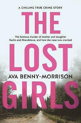 The Lost Girls by Ava Benny-Morrison Paperback Book Free Shipping!