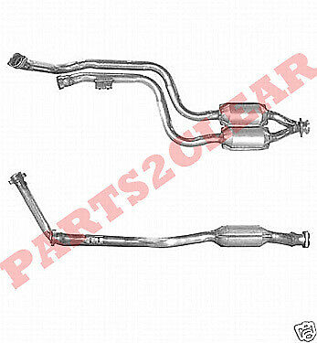 Mercedes C280 202 CAT Catalytic Converter Emissions Control Device 97-01
