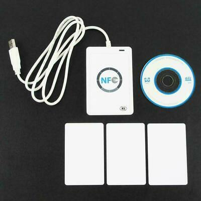 Contactless Smart NFC Reader & Writer USB 2.0 Interface For NFC ACR122U 201 N4O3