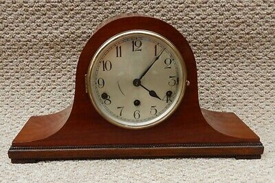 Kienzle Mahogany Case Westminster Chiming  8 day Mantel Clock Fully Working 2963