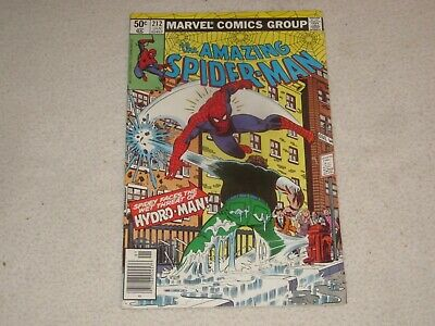 Amazing Spider-Man 212 First Appearance Hydro-Man