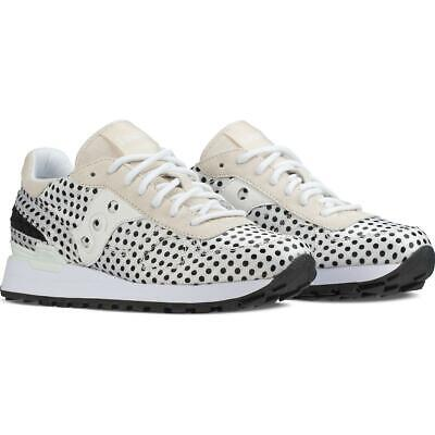online store e11f6 4f492 SAUCONY SHADOW Original CL Polka Dot size 7us women lifestyle running shoe