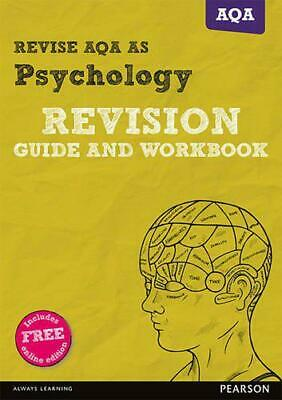 REVISE AQA AS Level Psychology Revision Guide and Workbook (REVISE AS/A level AQ