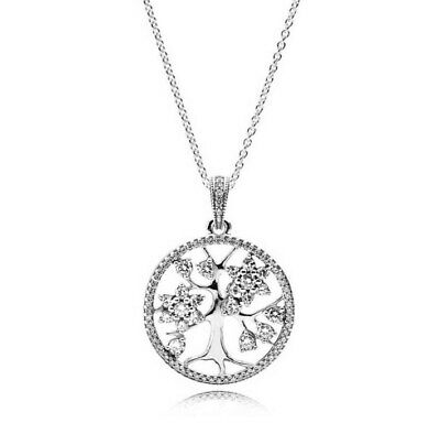 FAMILY TREE NECKLACE Pendant Necklace -  Necklace For Women  S925