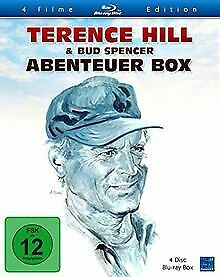 Terence Hill & Bud Spencer - Abenteuer Box - Blu-ray... | DVD | Zustand sehr gut