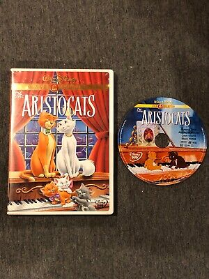Walt Disney The Aristocats Gold Collection DVD NTSC (used) Free Ship